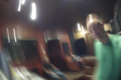 Mixing with CCA in the studio 1