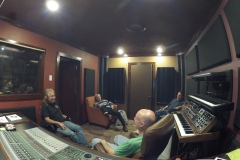 Mixing with CCA in the studio 2