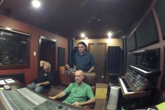 Mixing with CCA in the studio 6