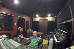 Mixing with CCA in the studio 7