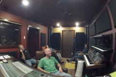 Mixing with CCA in the studio 9