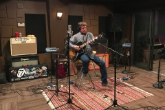 Charlie Brookins on Guitar 1