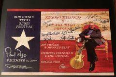 Bob Dance Texas Blues Festival 2019