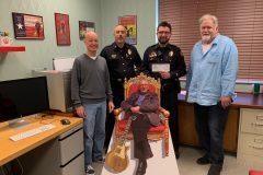 DPD Honor Guard Donation 1-2020