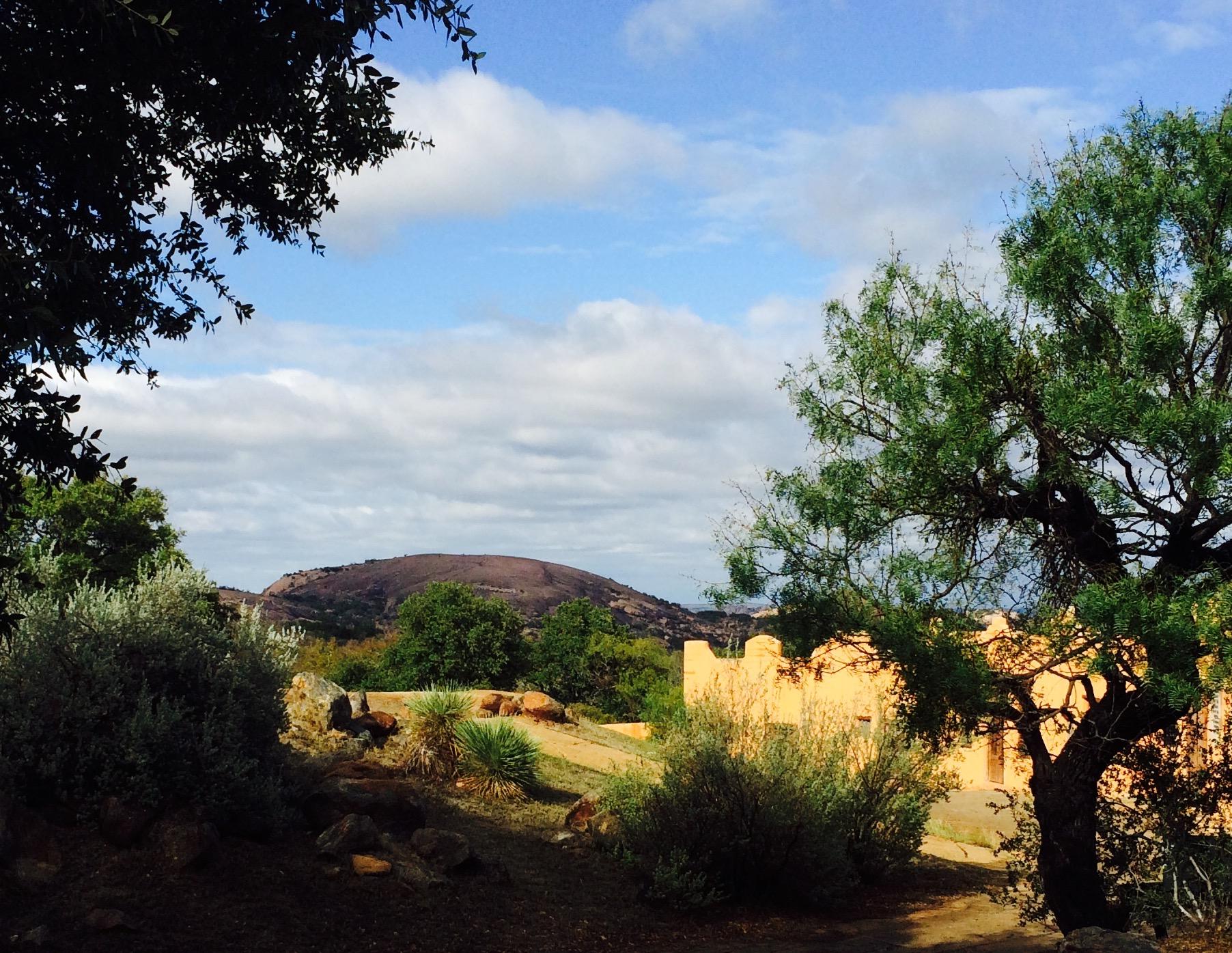 Enchanted Rock Vista