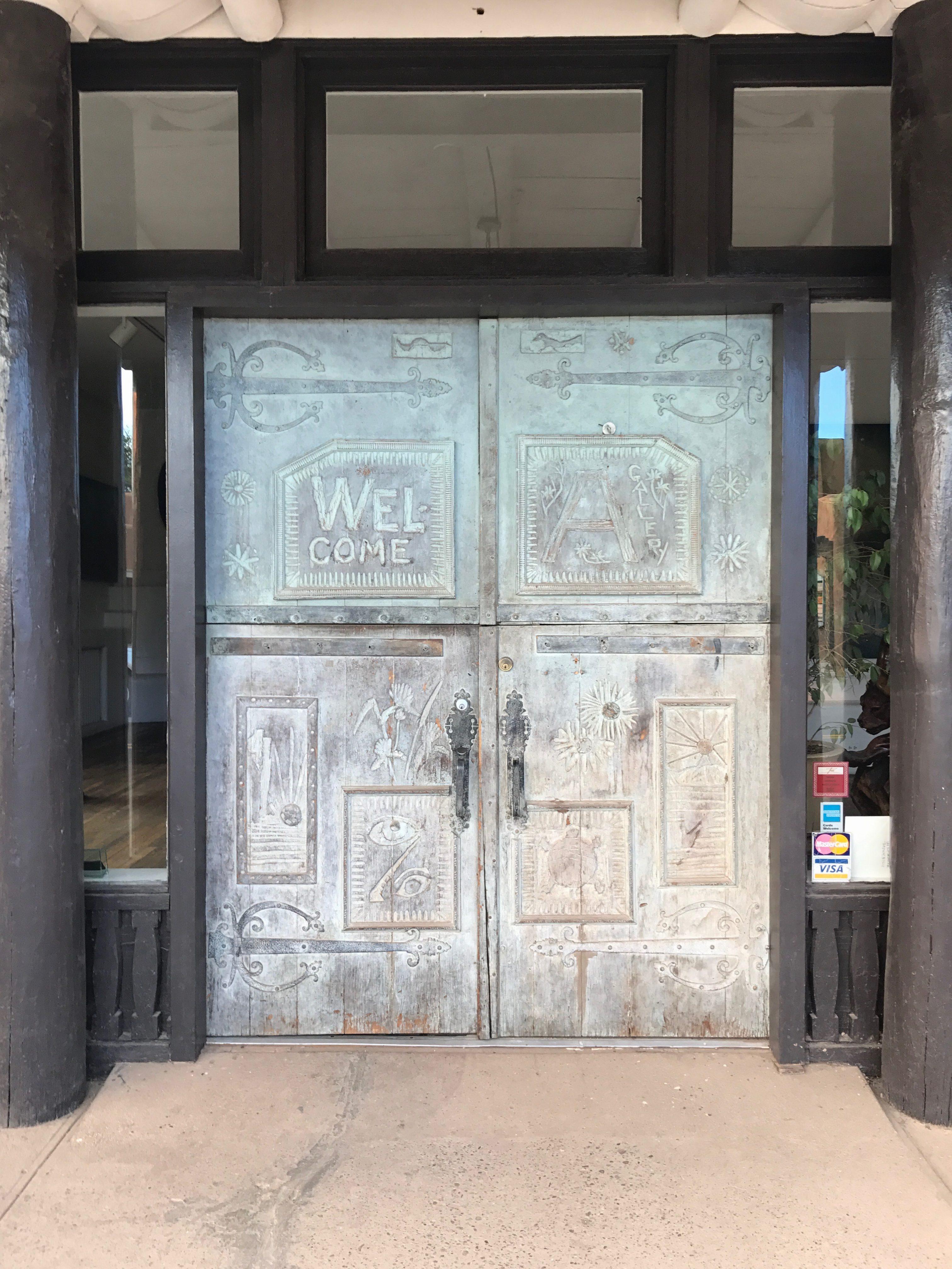 Welcome Doors