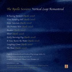 The Apollo Sessions: Vertical Leap Remastered Liner Notes