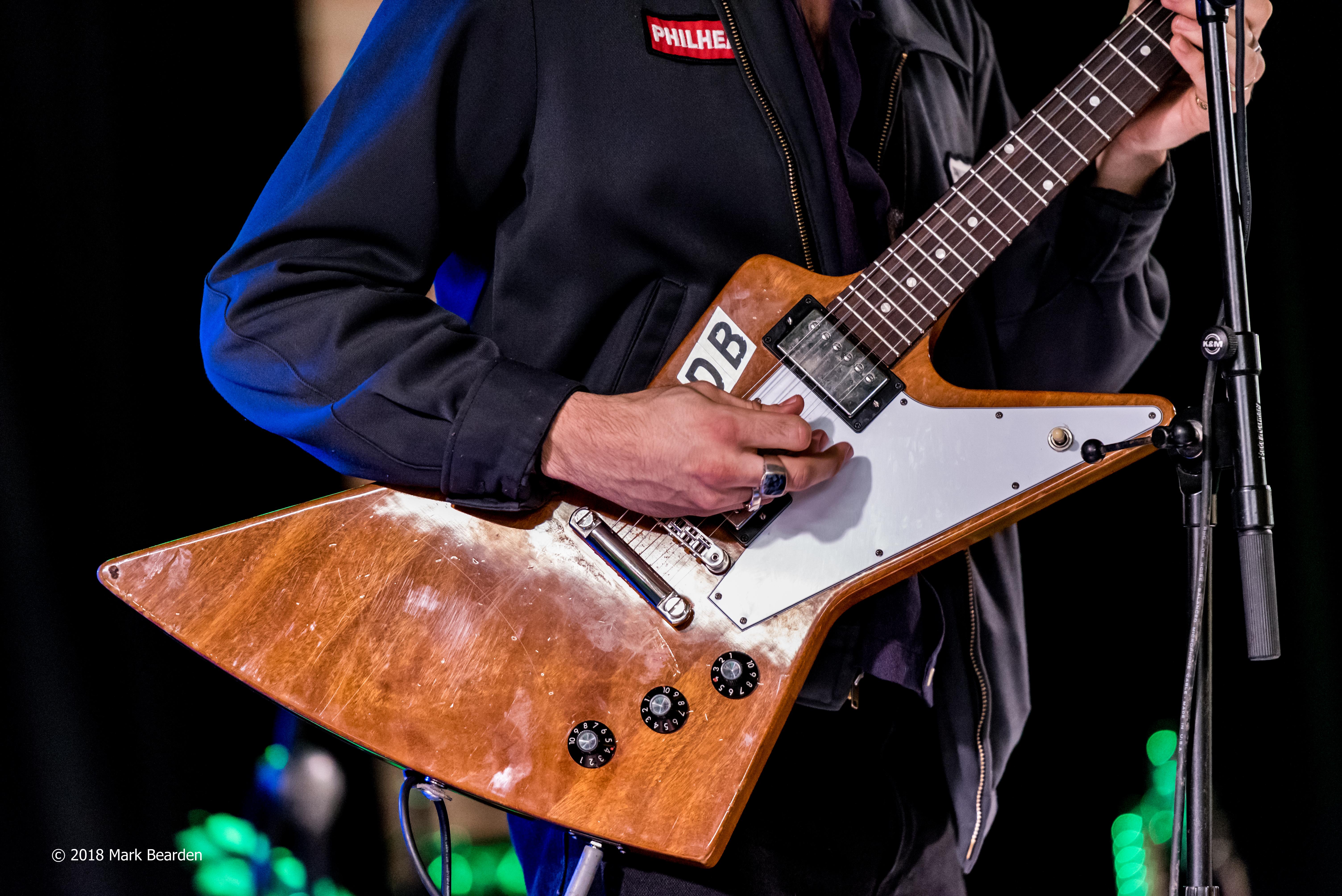 Dylan Bishop Guitar 2018