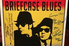 Rhythm Backn' the Blues concert ft. Briefcase Blues Poster