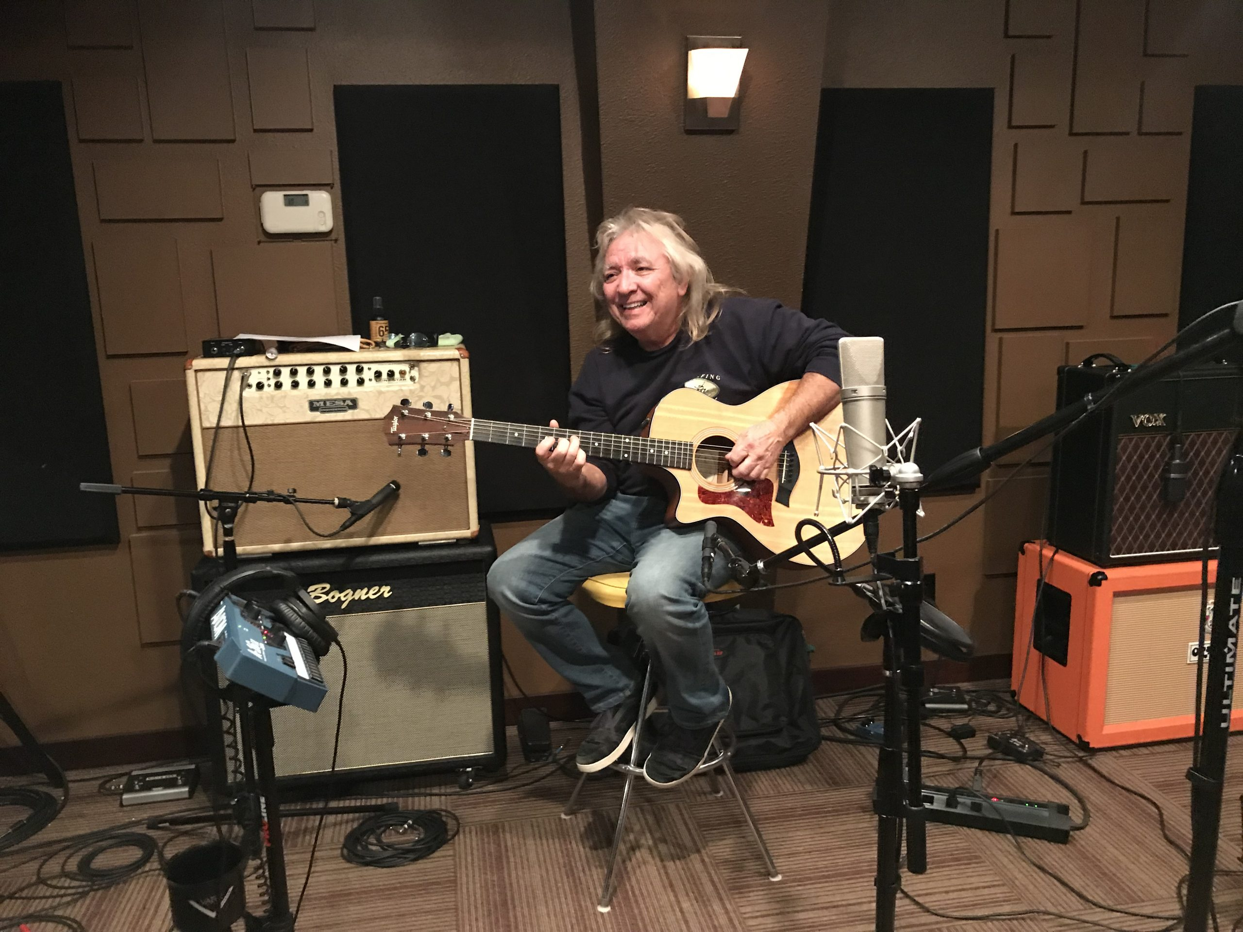 Mike Tracking