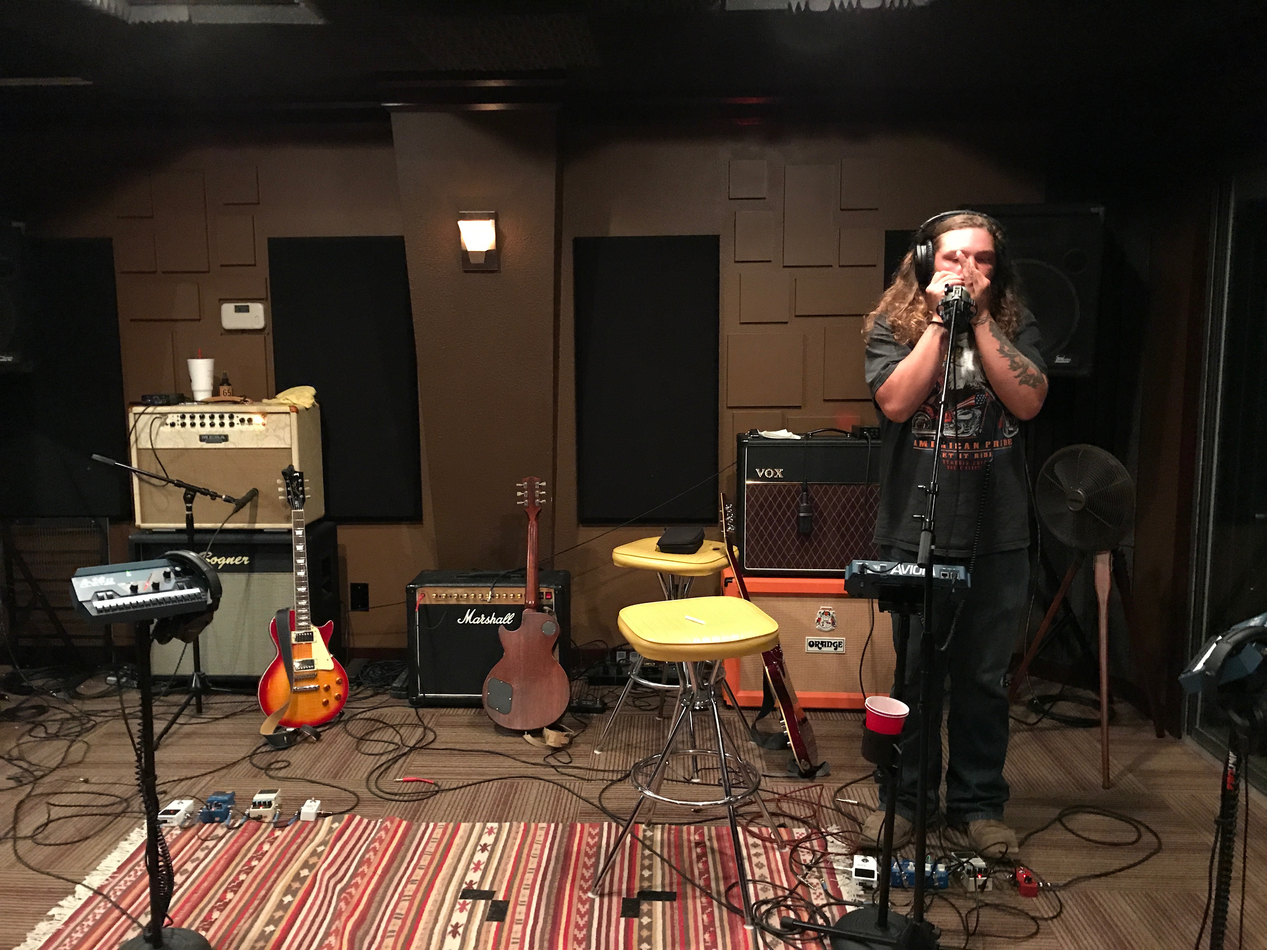 Justin Harmonica